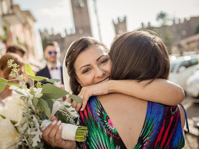 Il matrimonio di Enrico e Maria a Villafranca di Verona, Verona 52
