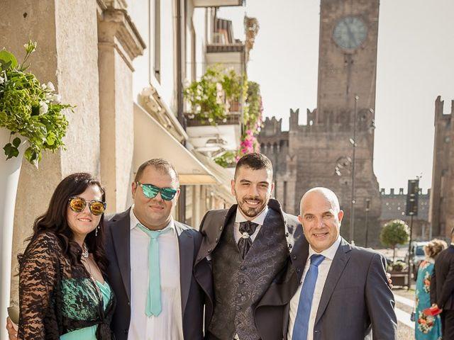 Il matrimonio di Enrico e Maria a Villafranca di Verona, Verona 53