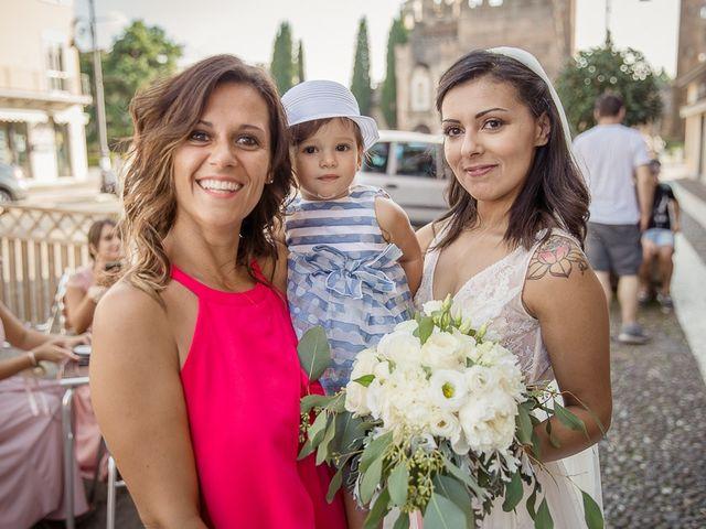 Il matrimonio di Enrico e Maria a Villafranca di Verona, Verona 54