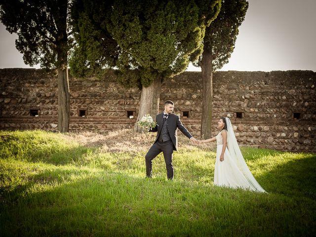 Il matrimonio di Enrico e Maria a Villafranca di Verona, Verona 55