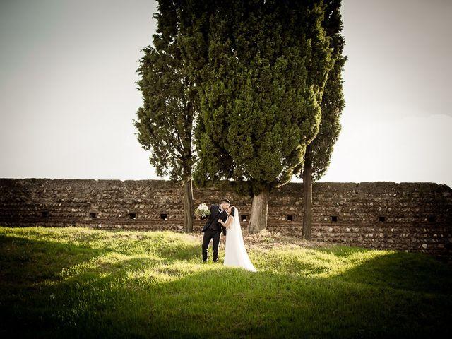 Il matrimonio di Enrico e Maria a Villafranca di Verona, Verona 56