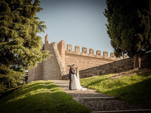 Il matrimonio di Enrico e Maria a Villafranca di Verona, Verona 57