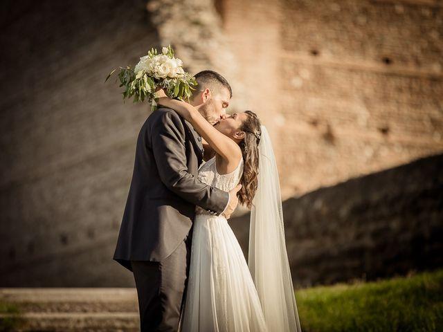 Il matrimonio di Enrico e Maria a Villafranca di Verona, Verona 58