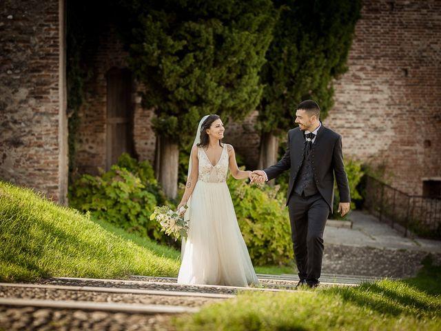 Il matrimonio di Enrico e Maria a Villafranca di Verona, Verona 59