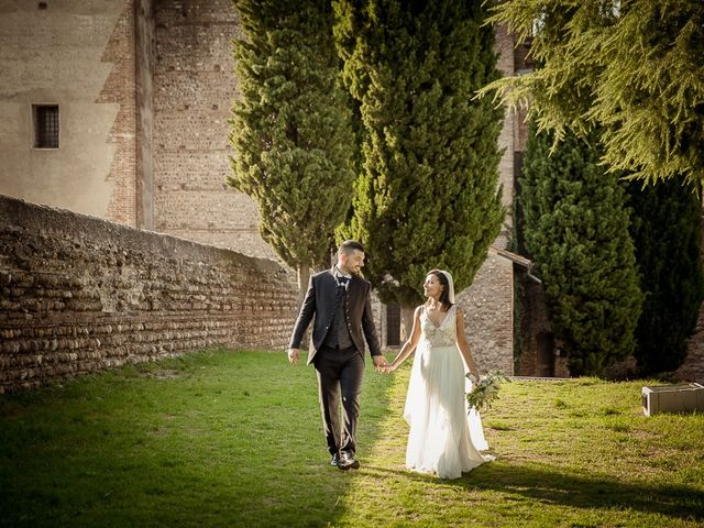 Il matrimonio di Enrico e Maria a Villafranca di Verona, Verona 60