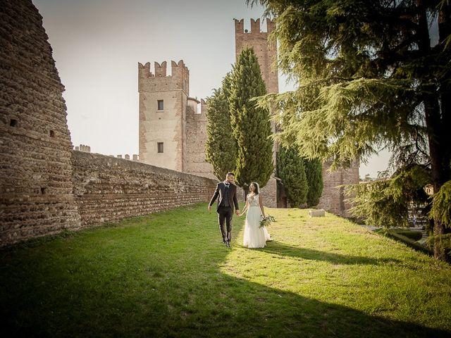 Il matrimonio di Enrico e Maria a Villafranca di Verona, Verona 61