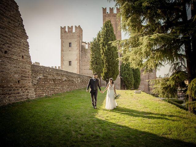 Il matrimonio di Enrico e Maria a Villafranca di Verona, Verona 62
