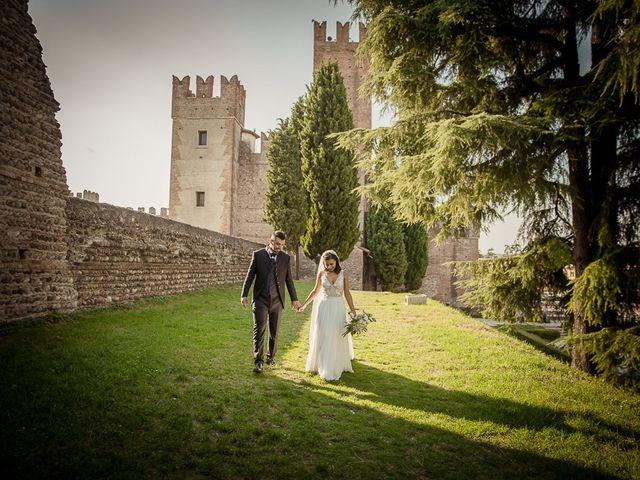 Il matrimonio di Enrico e Maria a Villafranca di Verona, Verona 63