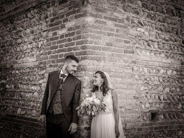 Il matrimonio di Enrico e Maria a Villafranca di Verona, Verona 64