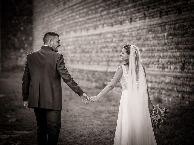Il matrimonio di Enrico e Maria a Villafranca di Verona, Verona 65