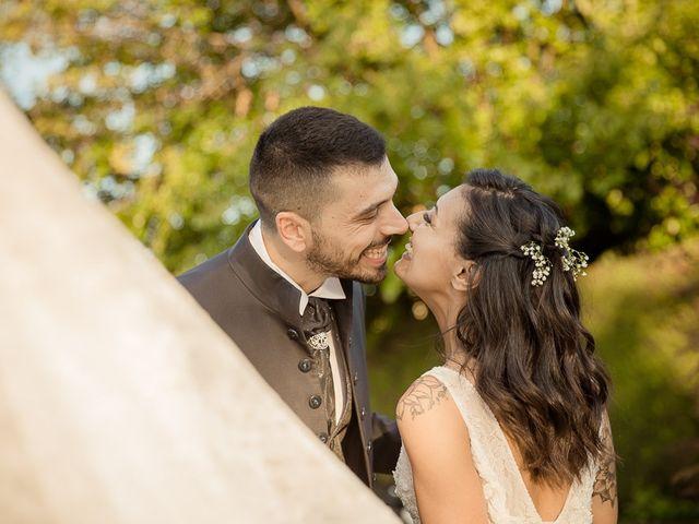 Il matrimonio di Enrico e Maria a Villafranca di Verona, Verona 72
