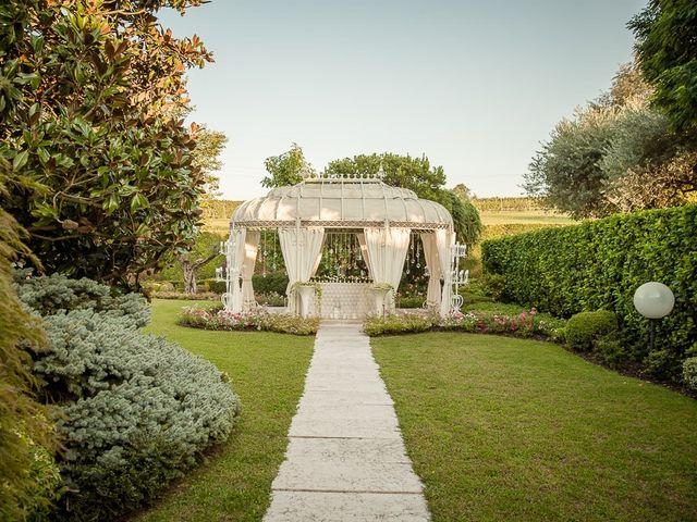 Il matrimonio di Enrico e Maria a Villafranca di Verona, Verona 90