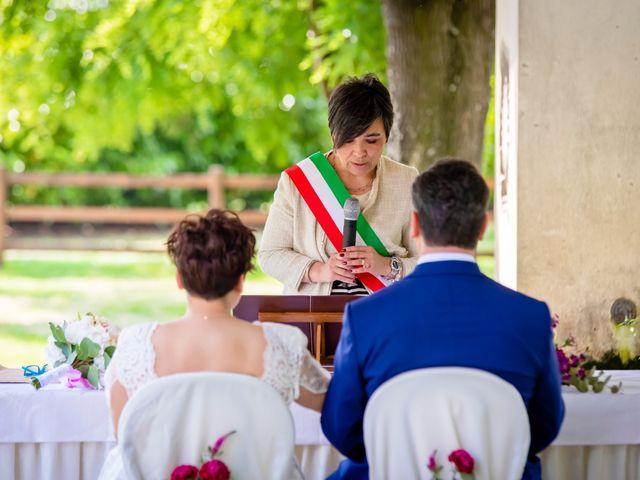Il matrimonio di Gaetano e Margarita a Vigevano, Pavia 9