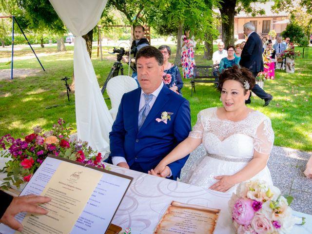 Il matrimonio di Gaetano e Margarita a Vigevano, Pavia 25