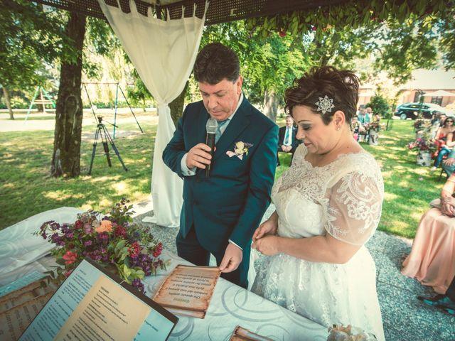 Il matrimonio di Gaetano e Margarita a Vigevano, Pavia 28