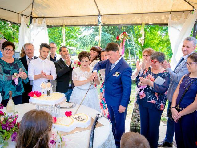 Il matrimonio di Gaetano e Margarita a Vigevano, Pavia 30