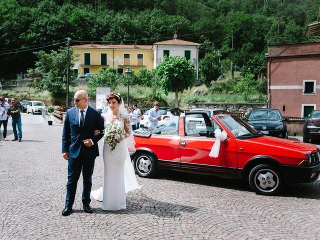 Il matrimonio di Alessandro e Emanuela a Pignone, La Spezia 24