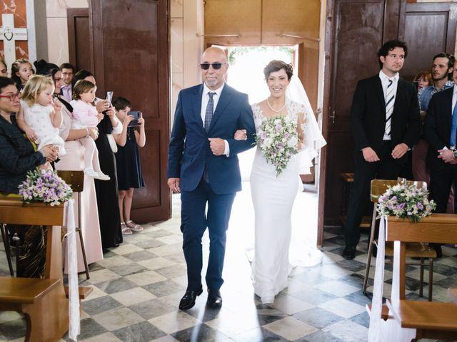 Il matrimonio di Alessandro e Emanuela a Pignone, La Spezia 26
