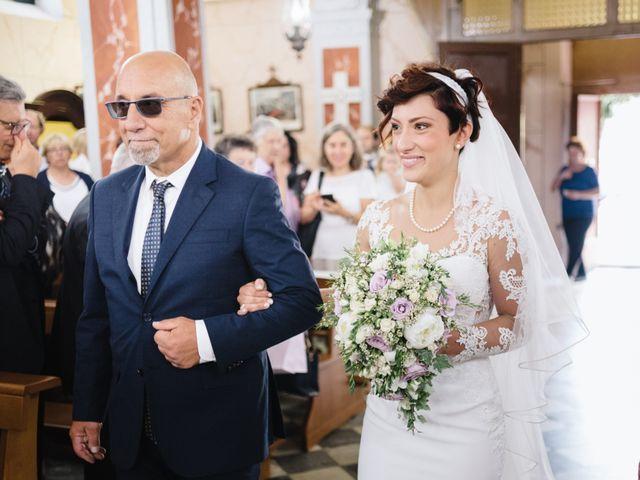 Il matrimonio di Alessandro e Emanuela a Pignone, La Spezia 27