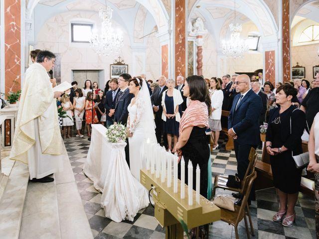 Il matrimonio di Alessandro e Emanuela a Pignone, La Spezia 28