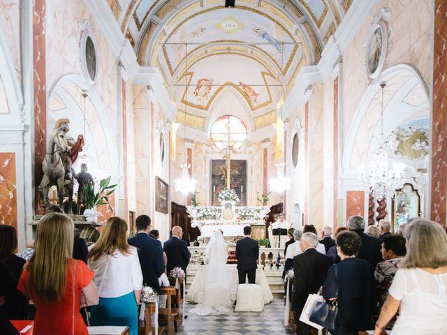 Il matrimonio di Alessandro e Emanuela a Pignone, La Spezia 29