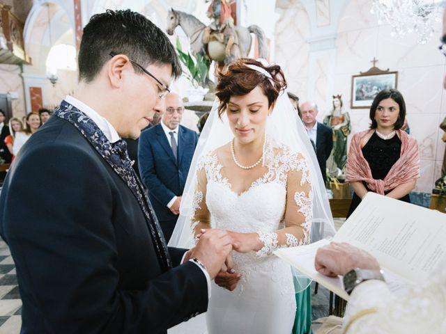 Il matrimonio di Alessandro e Emanuela a Pignone, La Spezia 30