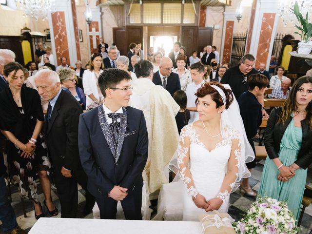 Il matrimonio di Alessandro e Emanuela a Pignone, La Spezia 33
