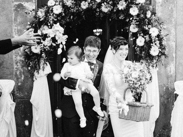 Il matrimonio di Alessandro e Emanuela a Pignone, La Spezia 35