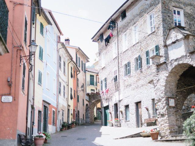 Il matrimonio di Alessandro e Emanuela a Pignone, La Spezia 36