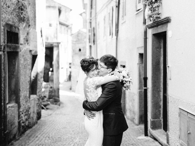 Il matrimonio di Alessandro e Emanuela a Pignone, La Spezia 38