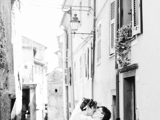 Il matrimonio di Alessandro e Emanuela a Pignone, La Spezia 39