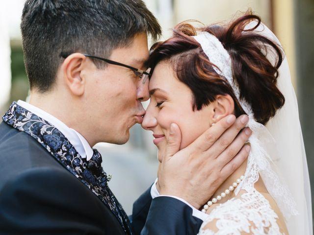 Il matrimonio di Alessandro e Emanuela a Pignone, La Spezia 40