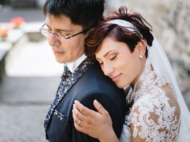 Le nozze di Emanuela e Alessandro