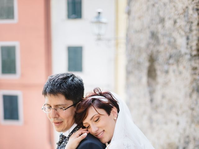 Il matrimonio di Alessandro e Emanuela a Pignone, La Spezia 41