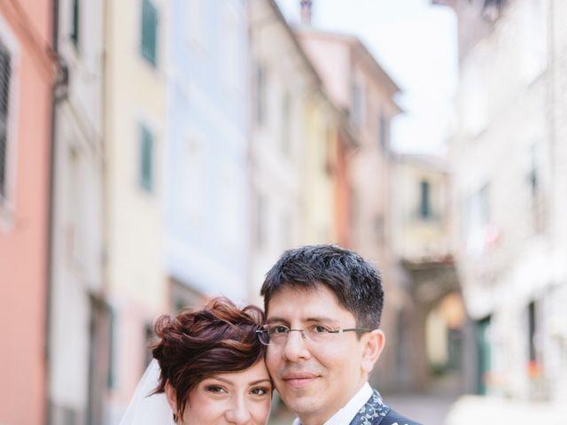 Il matrimonio di Alessandro e Emanuela a Pignone, La Spezia 42