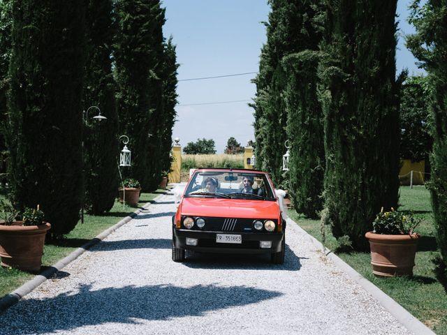 Il matrimonio di Alessandro e Emanuela a Pignone, La Spezia 43