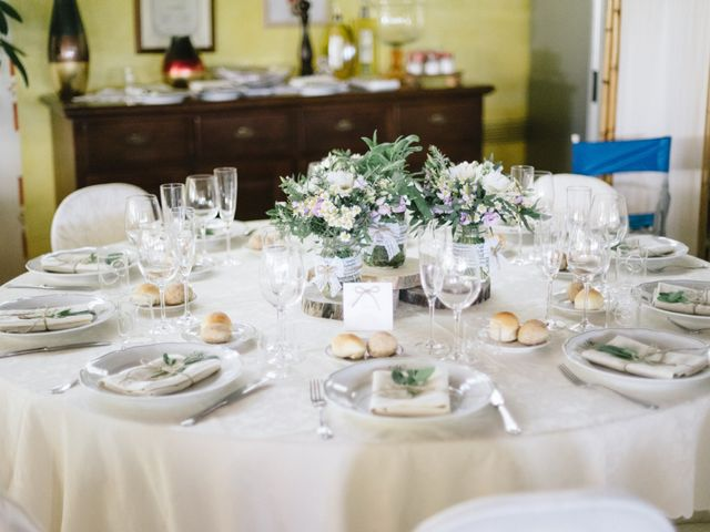 Il matrimonio di Alessandro e Emanuela a Pignone, La Spezia 50