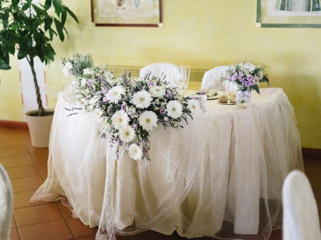Il matrimonio di Alessandro e Emanuela a Pignone, La Spezia 51