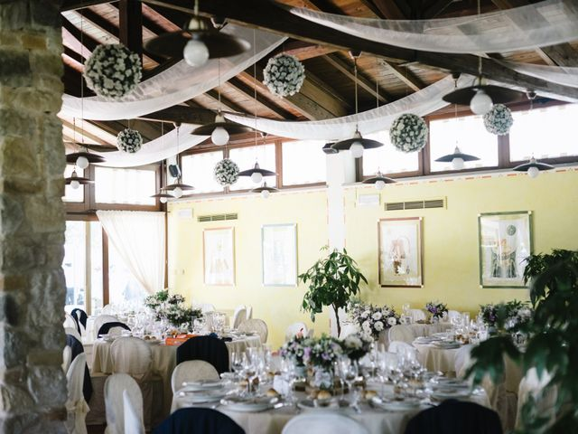Il matrimonio di Alessandro e Emanuela a Pignone, La Spezia 53