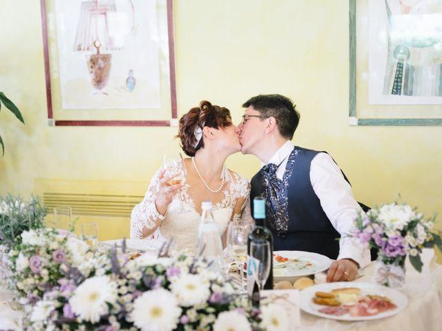Il matrimonio di Alessandro e Emanuela a Pignone, La Spezia 57