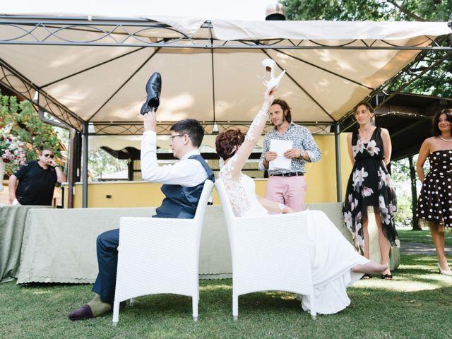 Il matrimonio di Alessandro e Emanuela a Pignone, La Spezia 59