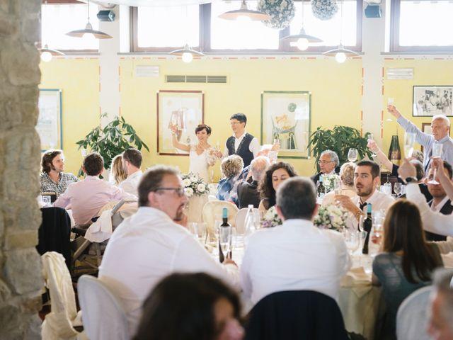 Il matrimonio di Alessandro e Emanuela a Pignone, La Spezia 61