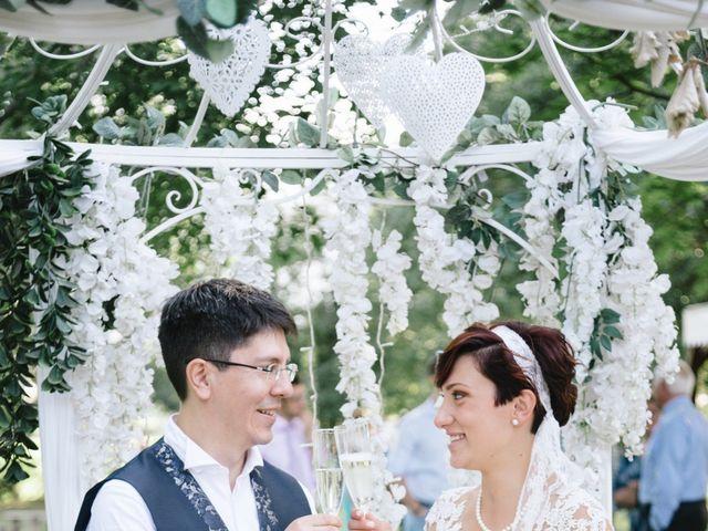 Il matrimonio di Alessandro e Emanuela a Pignone, La Spezia 68