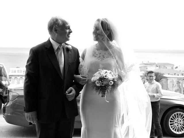 Il matrimonio di Vincenzo e Marta a Soverato, Catanzaro 1