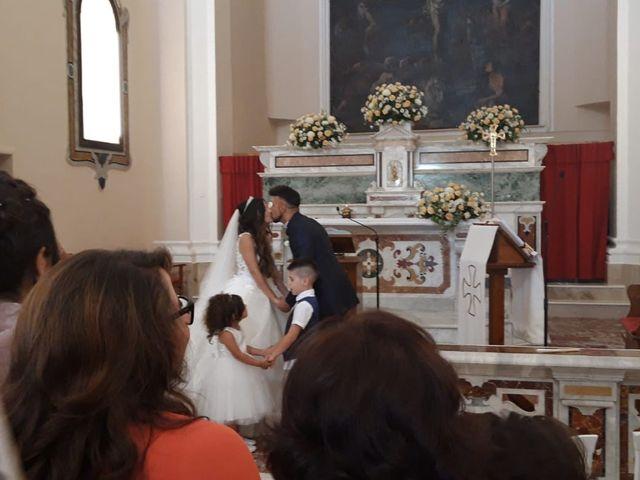 Il matrimonio di Carmela e Domenico a San Paolo di Civitate, Foggia 1
