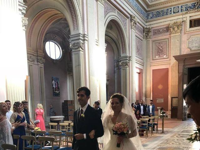 Il matrimonio di Simone e Carolina  a Roma, Roma 7