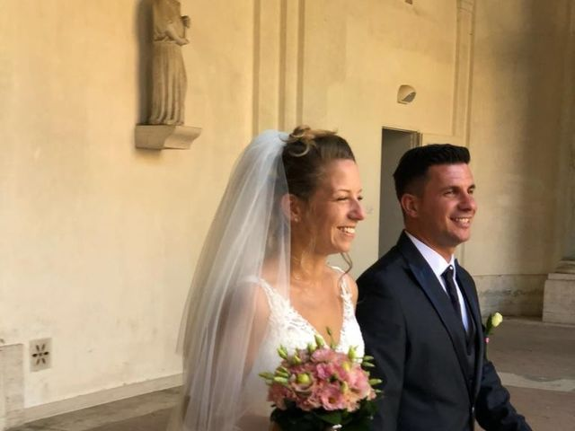 Il matrimonio di Simone e Carolina  a Roma, Roma 13