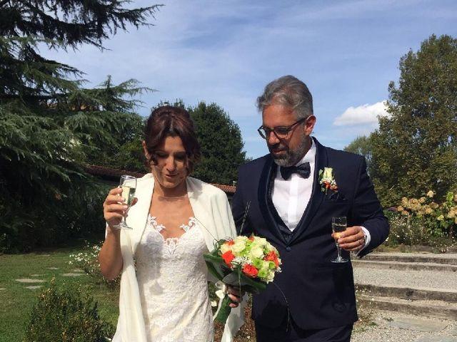 Il matrimonio di Alessandro e Debora a Fino Mornasco, Como 8
