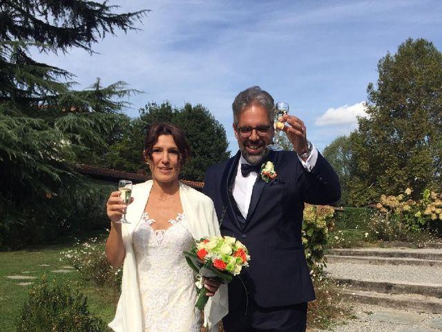 Il matrimonio di Alessandro e Debora a Fino Mornasco, Como 10