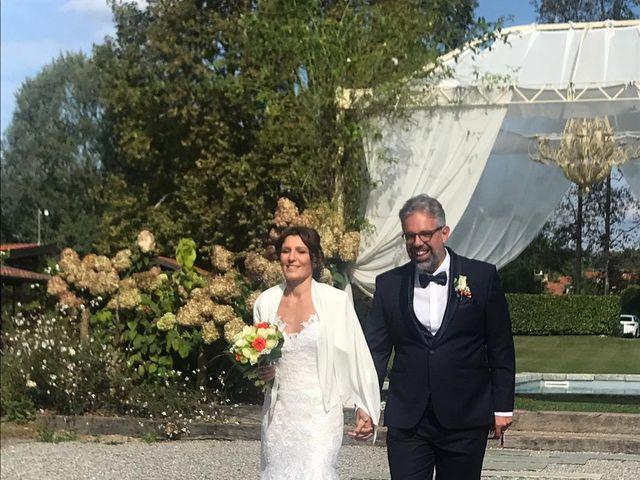 Il matrimonio di Alessandro e Debora a Fino Mornasco, Como 12